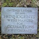 Plaque Proctors Ledge